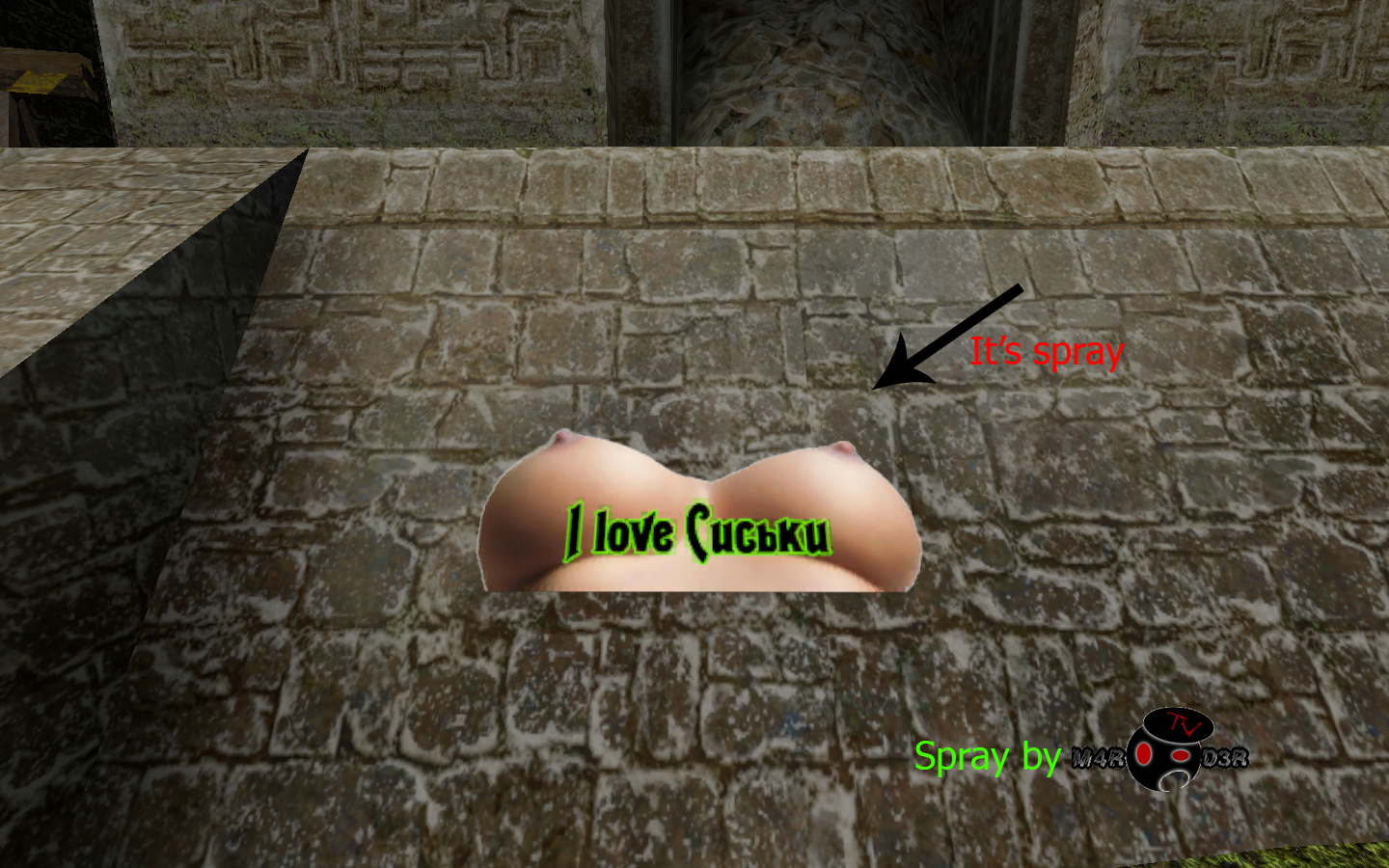Counter strike sex hentia toons